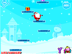 Jump Santa Jump game