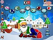 My Cute Santa Pets game