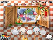 Xmas Fruit Shaolin game