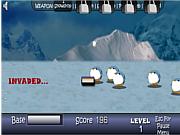XMas Penguin Killer game