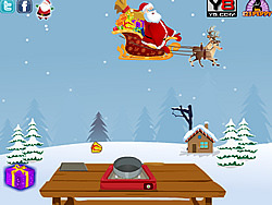 Christmas Crunches game