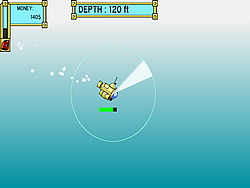 DeepSea Hunter game