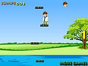 Ben Ten Jumping game