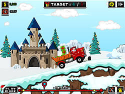 Santa Gifts Truck game