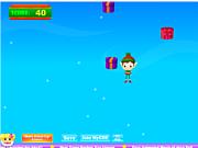 Elf Jump game