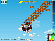 juego Rocket Santa 2