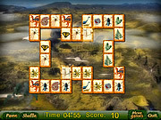 Jurassic Period Mahjong game