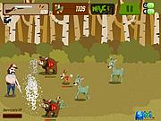 Spiel das Gratis-Spiel  Redneck VS Zombies
