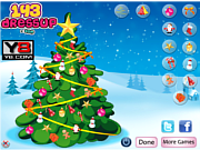 Christmas Tree Decor 2012 game