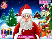 Santa's Real Haircuts game
