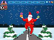 Santa Gift Balance game