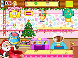 Baking with Santa 2013 game