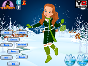 Christmas Cutie Dress Up game