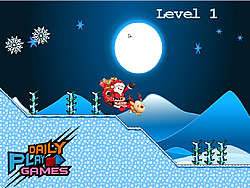 Ice Xmas Drive game