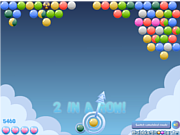 Cloudy-Bubbles game
