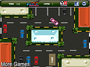 Resort Car Parking game