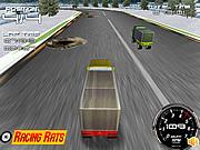 Wagon Dash 3D game