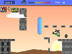 Ben 10 Helicopter game