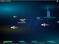 Space Rowdies game