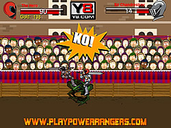 Power Rangers Knight game