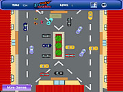 Store Car Parking game