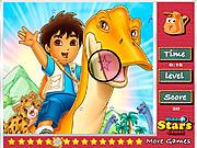 juego Diego Go Hidden Stars