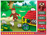 juego Curious George Hidden Stars