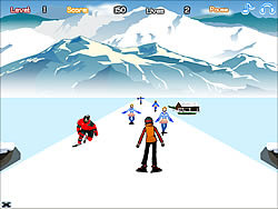 Ice Skating Game game