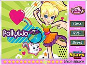เล่นเกมฟรี Polly Pocket Hidden Stars