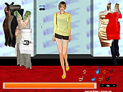 Hilary Duff Dress up 2 game