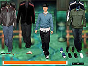 Justin Timberlake Dress up game