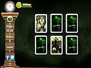 Hulk Memory Match game