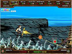 Sgt. Mayhem game