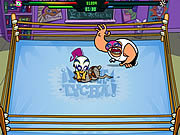 Wrestling Match: Today Lucha Exam game