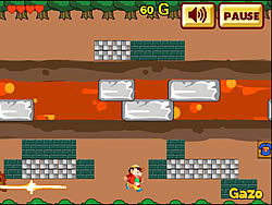 Bomber's Adventure game