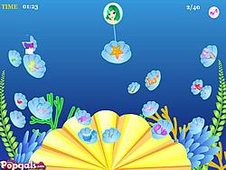 Mermaid Treasure Hunt game