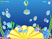 Mermaid Treasure Hunt game