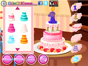 juego Baby's First Cake