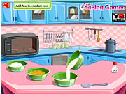 Lemon Cake Cooking game