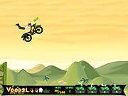 Ben10 Stunt Mania game