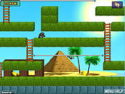 Pyramid Runner game