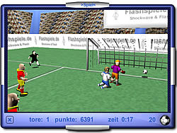 Football 3D game