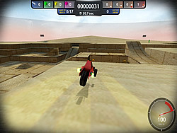 Stuntmania Online game