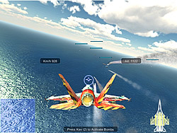 Jets of War game