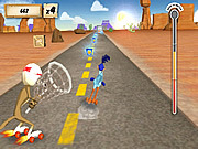 Wild About Wile E. game