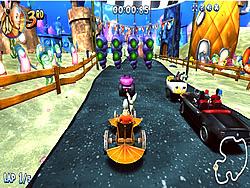 Nick Racers Revolution game