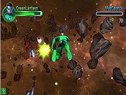 Green Lantern: Emerald Adventures game