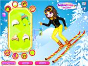 Skiing Beauty game