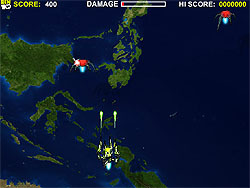 Ben 10 Earth Defender game