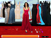 Catherine Zeta-Jones Dress up game